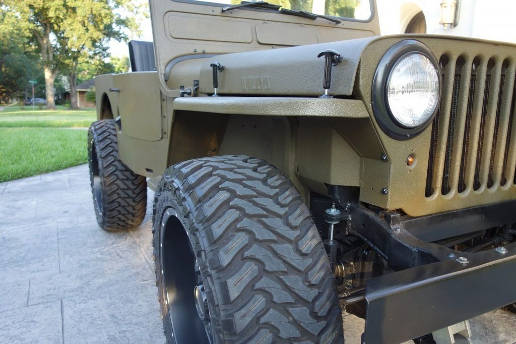 1948 Willys Cj-2a Willy's