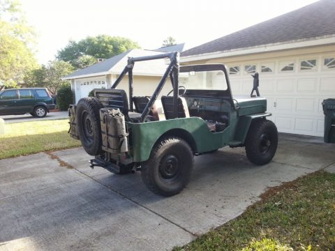 1954 Jeep Willys 3B for sale