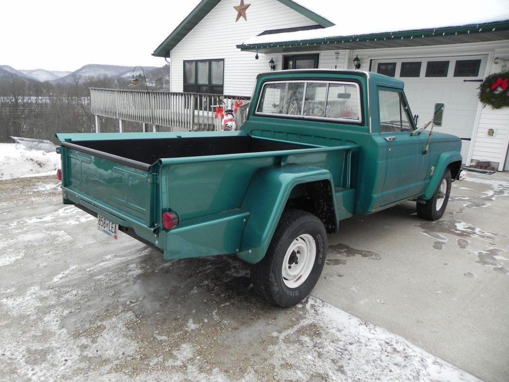 1963 jeep j200 pickup for sale. Black Bedroom Furniture Sets. Home Design Ideas