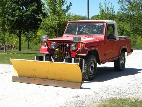 1967 Willys Jeep 4X4 for sale