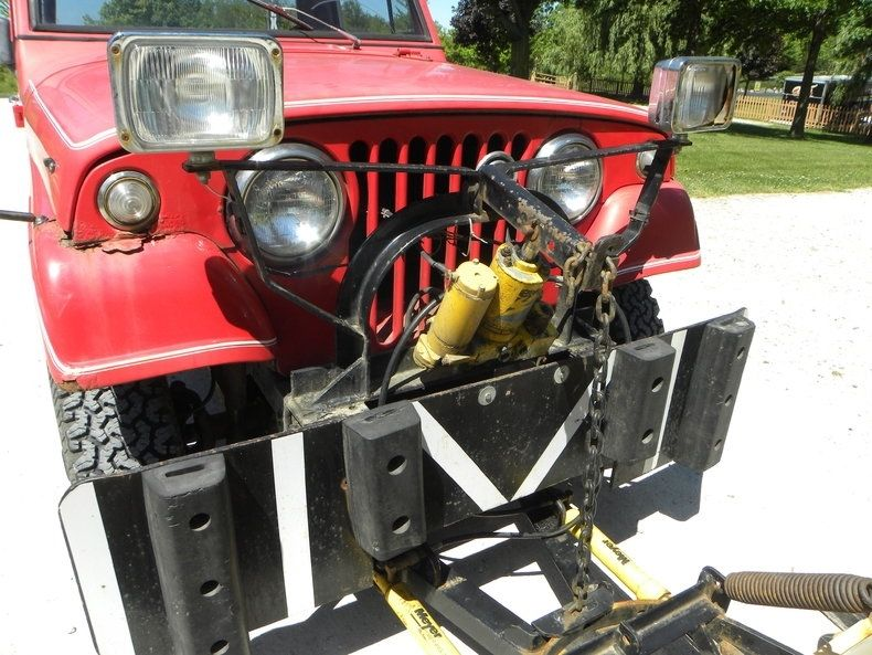1967 Willys Jeep 4X4