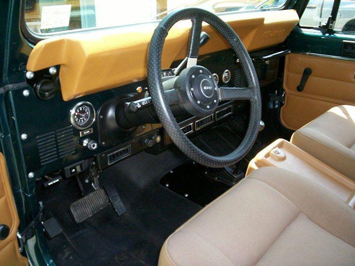 1983 Jeep CJ Scrambler
