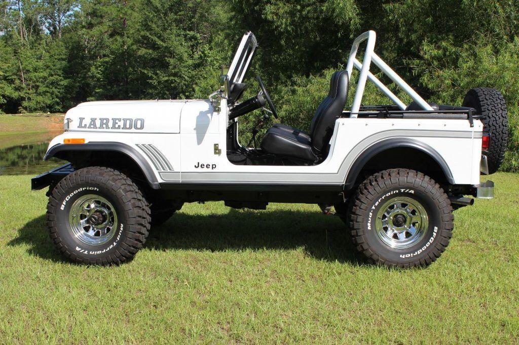 1986 Jeep CJ