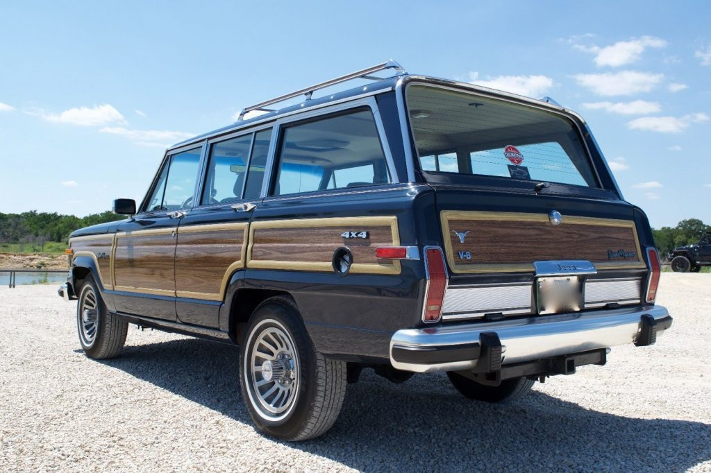 2017 Grand Wagoneer Woody >> 1991 Jeep Wagoneer for sale