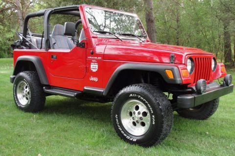 1997 Jeep Wrangler TJ for sale