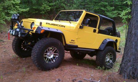 2004 Jeep Wrangler Unlimited for sale