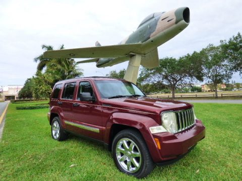 2008 Jeep Liberty Limited 4×4 for sale