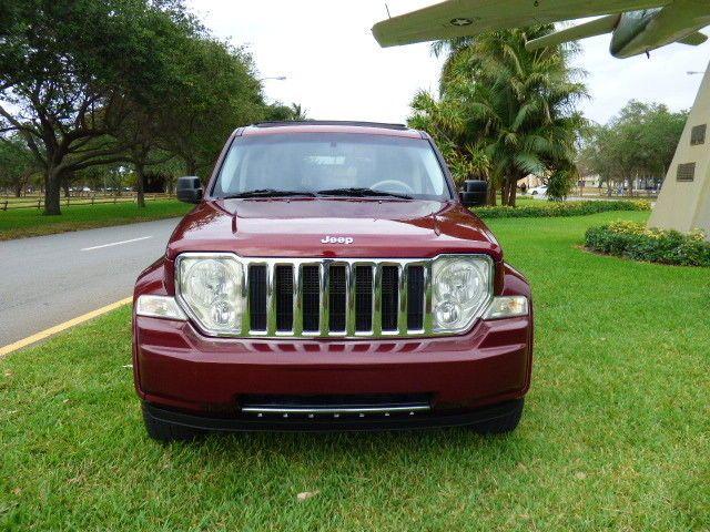 2008 Jeep Liberty Limited 4×4