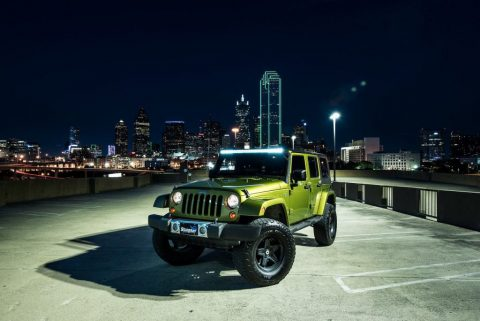 2008 Jeep Wrangler Unlimited SAHARA for sale