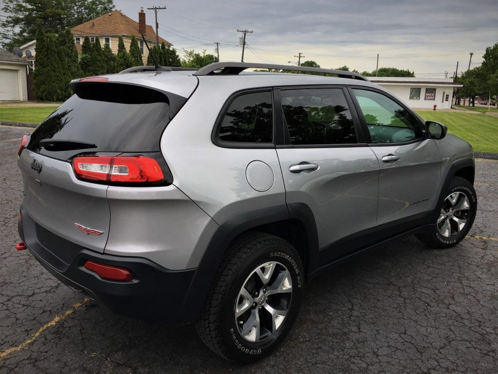 2015 Jeep Cherokee TRAIHAWK