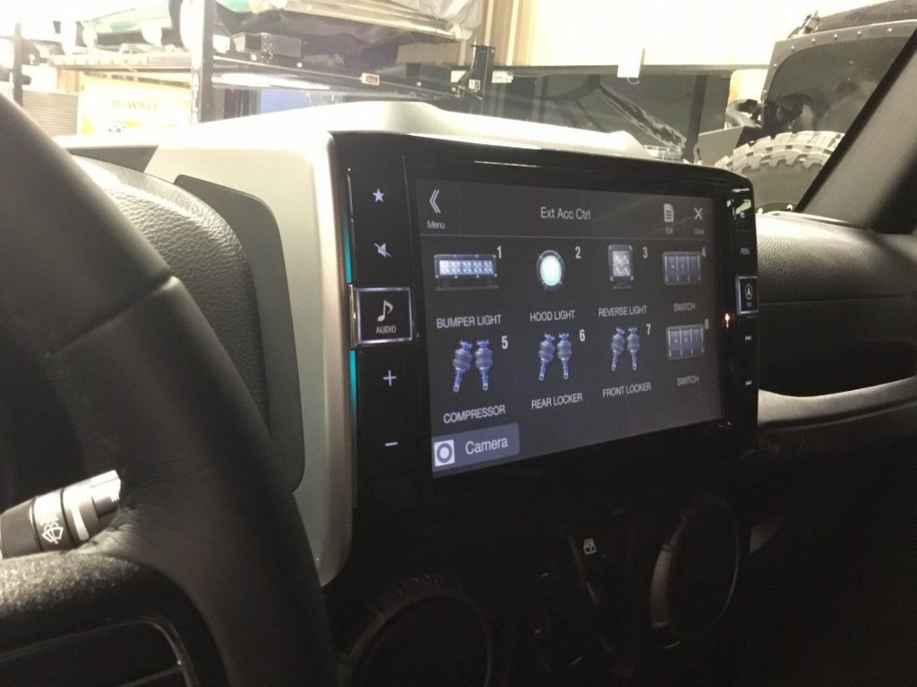 2016 Jeep Wrangler Jeep JK