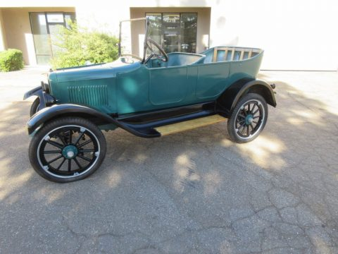 1921 Willys 4 Door Touring OVERLAND for sale