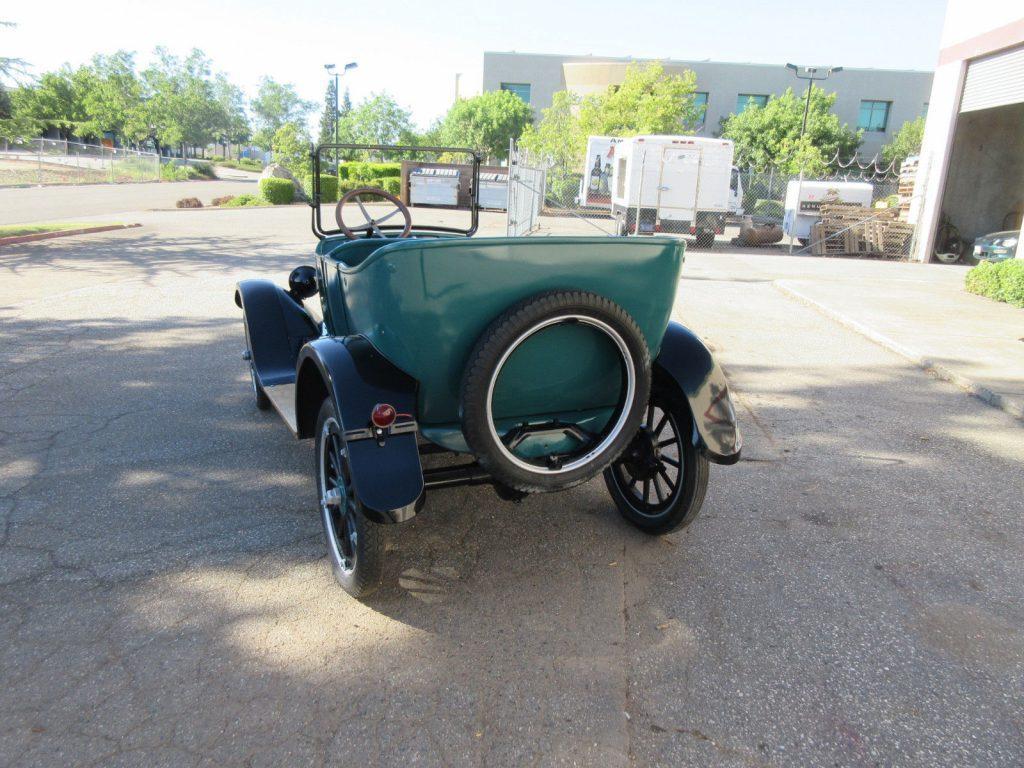 1921 Willys 4 Door Touring OVERLAND