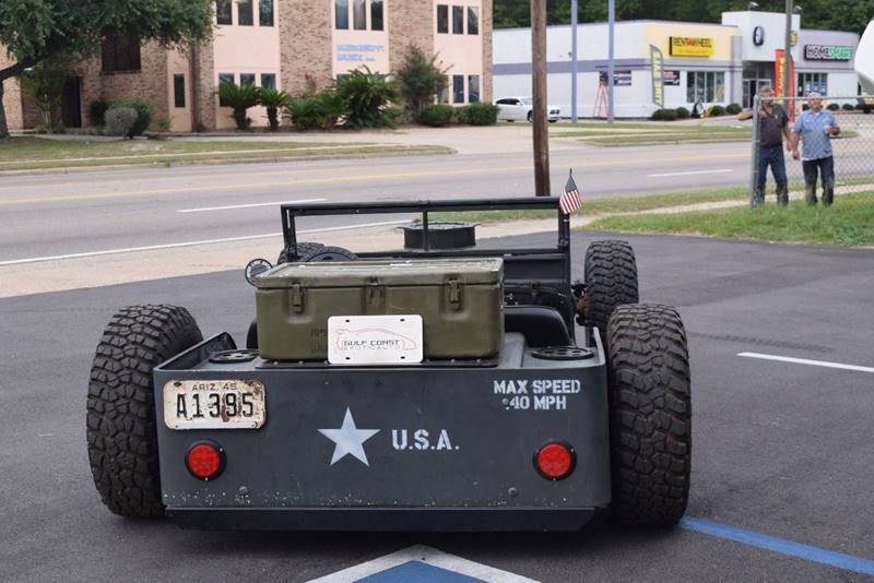 1945 Jeep Other CJ-2A Convertible V8 383 Stroker Automatic
