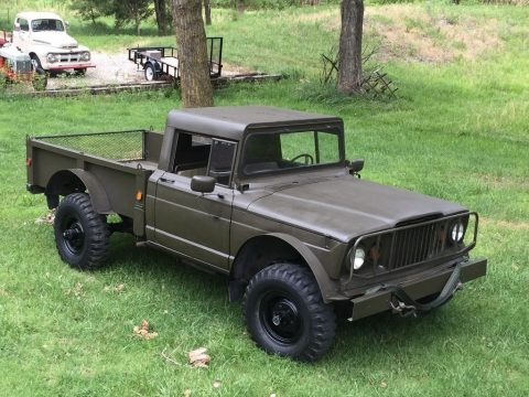1967 Jeep Willys m715 Full Military trim for sale