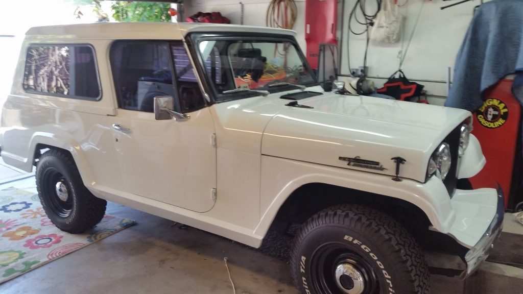 1968 Willys Jeepster Commando