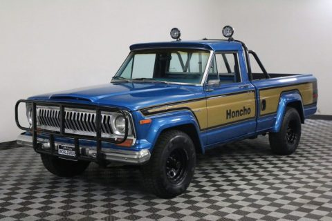 1978 Jeep J10 Honcho Gladiator Restored RARE for sale
