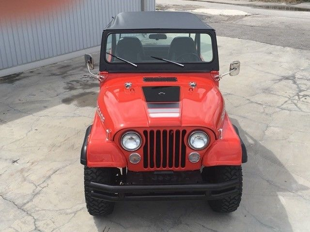 1979 Jeep CJ-7 Renegade 1 Miles Red 4.2L