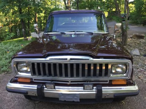 1987 Jeep J10 Truck for sale