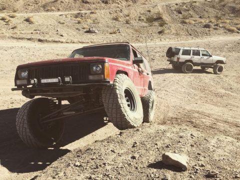 1992 Jeep Cherokee XJ for sale