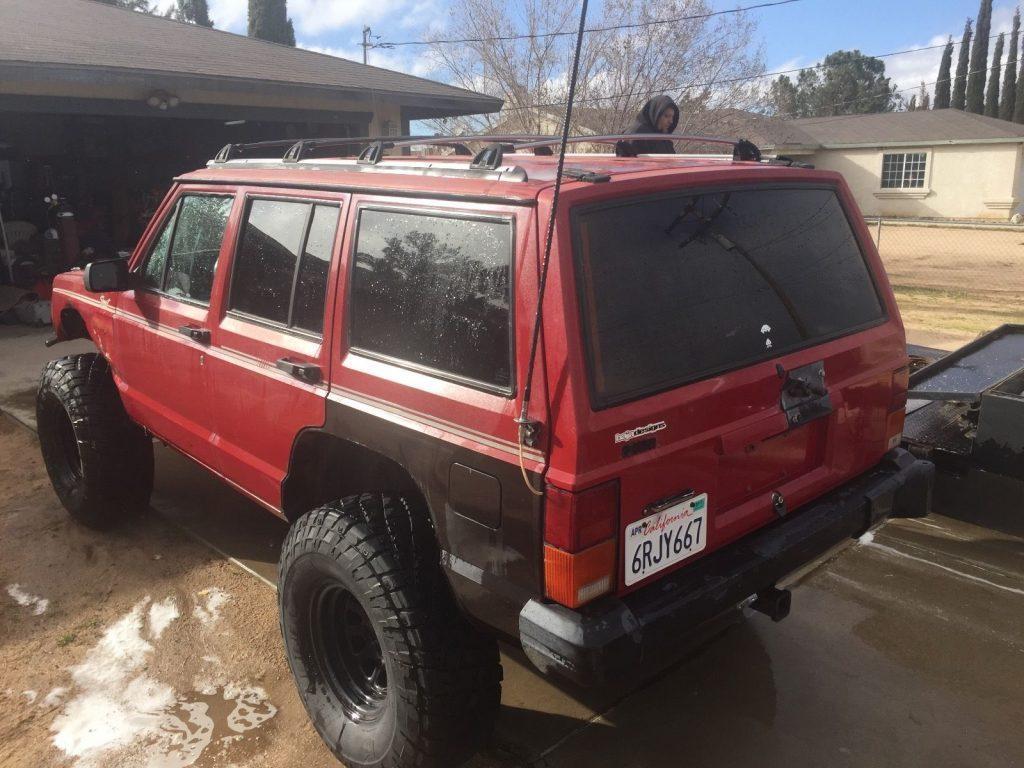1992 Jeep Cherokee XJ