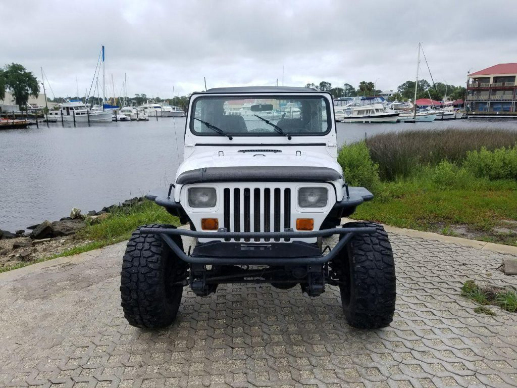 1993 Jeep Wrangler Sport