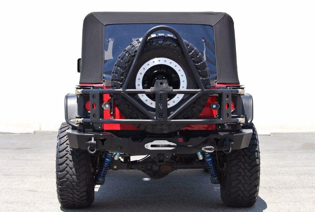 2009 Jeep Wrangler Custom Build