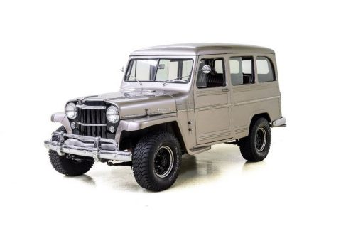 1957 Willys Overland Jeepster for sale