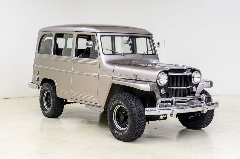 1957 Willys Overland Jeepster