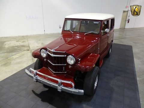 1962 Willys Jeep V8 4-Speed Automatic for sale