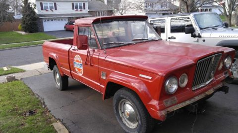 1968 Jeep Gladiator J2000 with Ford V8 EFI motor for sale