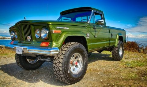 1970 Jeep Pickup for sale