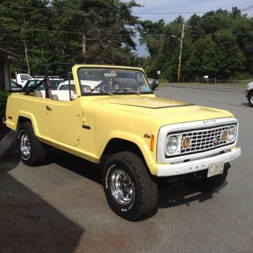 1973 Jeep Commando for sale
