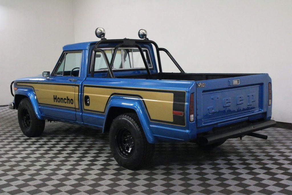 1978 jeep j10 honcho gladiator restored rare for sale. Black Bedroom Furniture Sets. Home Design Ideas