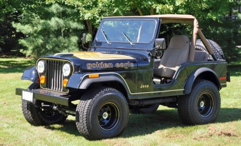 1979 Jeep CJ-5 with 304 V-8 for sale