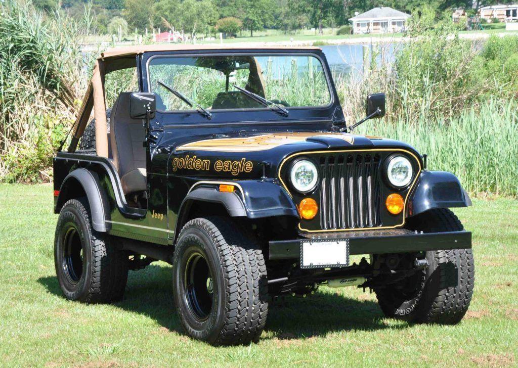 1979 Jeep CJ-5 with 304 V-8