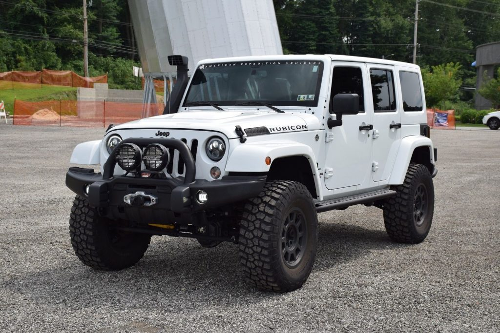 2015 Jeep Wrangler Rubicon AEV