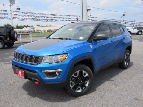 2017 Jeep Trailhawk New 2.4L I4 16V Automatic 4WD Premium for sale