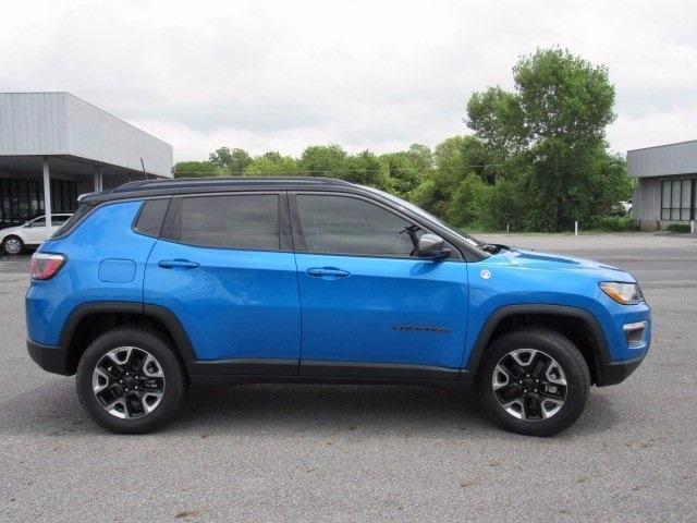 2017 Jeep Trailhawk New 2.4L I4 16V Automatic 4WD Premium