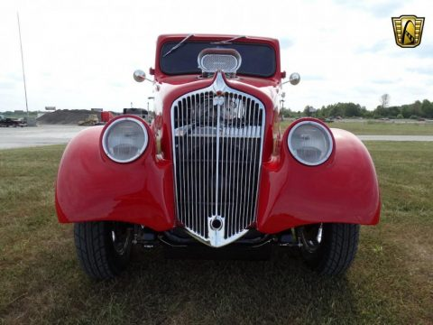 1933 Willys Coupe Gasser Tribute for sale