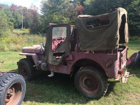 1946 Jeep Willys 439 for sale