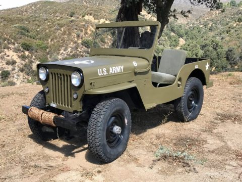 1948 Jeep Willys CJ28 for sale