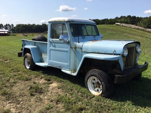 1949 Jeep Willys for sale