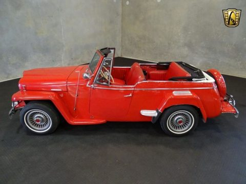 1950 Jeep Jeepster for sale