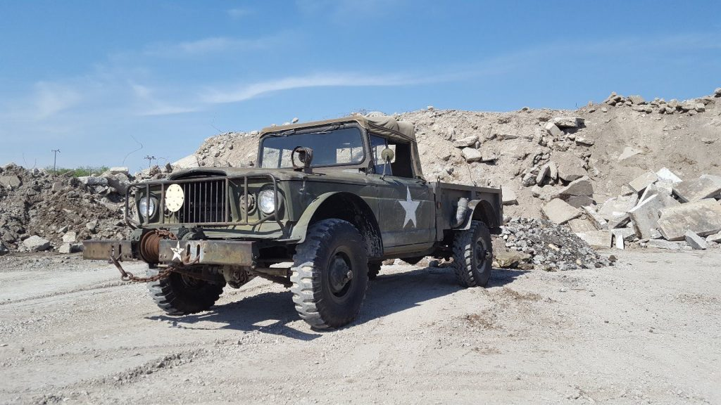 1967 Jeep M715 5/4 ton Army Truck for sale