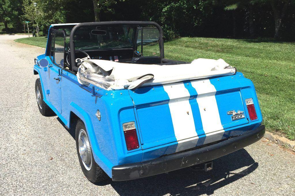 1969 Jeep Commando
