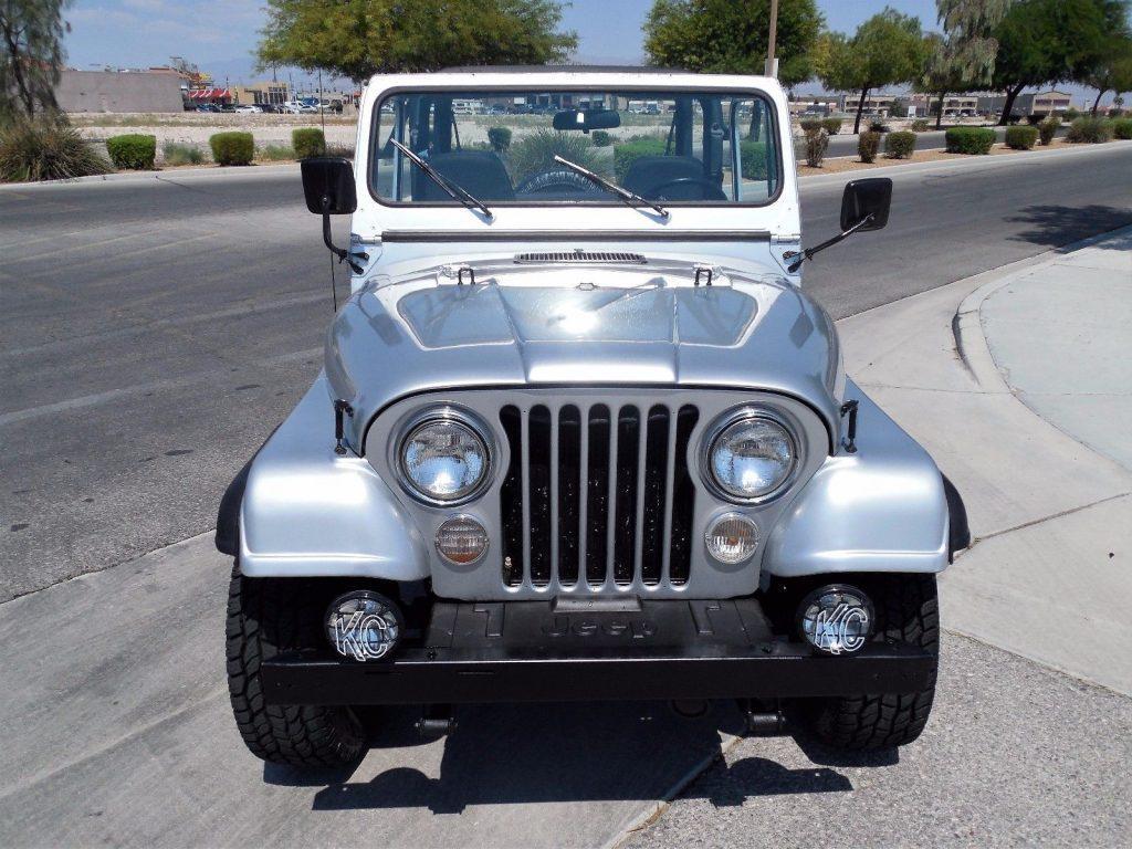 1984 Jeep CJ7 RUST FREE – Original – Restored – SURVIVOR