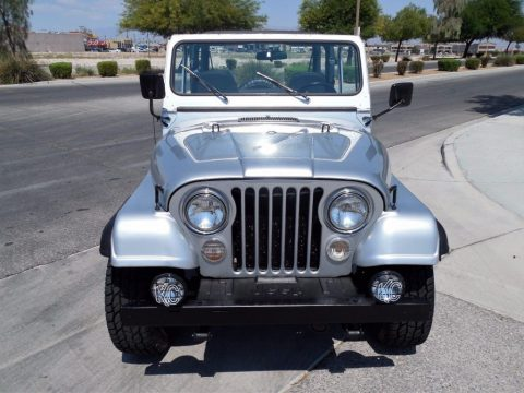 1984 Jeep CJ7 RUST FREE – Original – Restored – SURVIVOR for sale