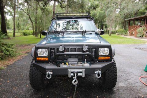 1998 Jeep Cherokee XJ for sale