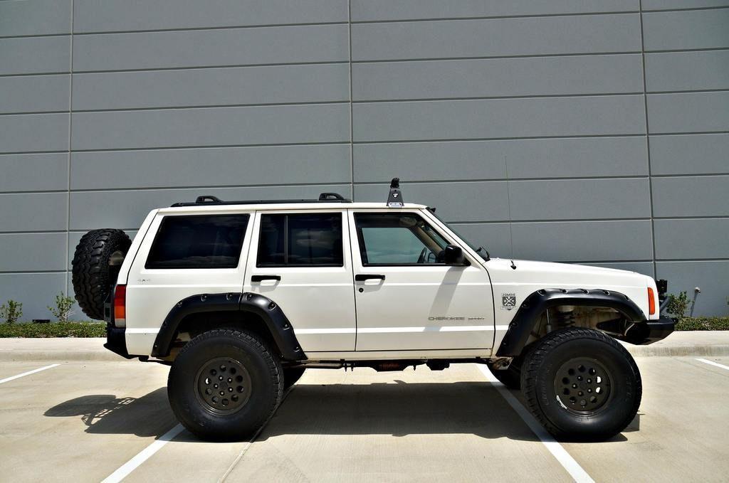 1999 Jeep Cherokee Sport 4×4 XJ! XRC Bumpers! 102k miles ...